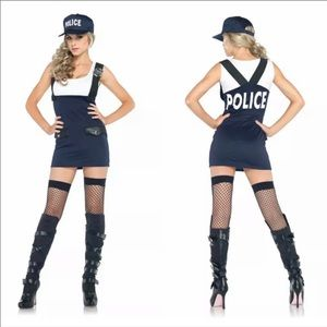 NWT Sexy Police Costume